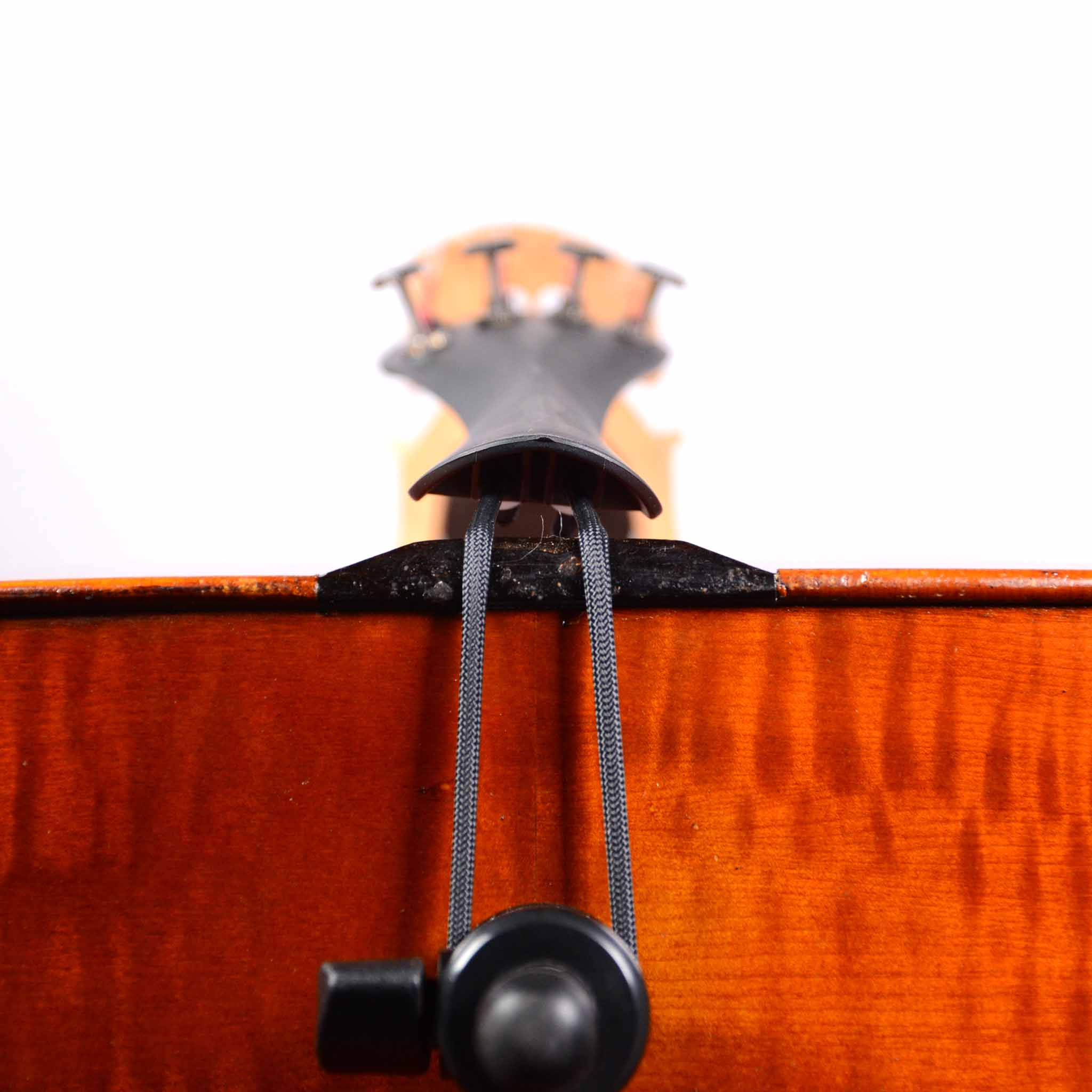 Frirsz Carbon Composite Harp Cello Tailpiece