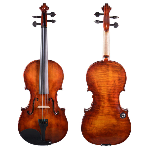 The New Realist Pro Acoustic-Electric 4-string Violin