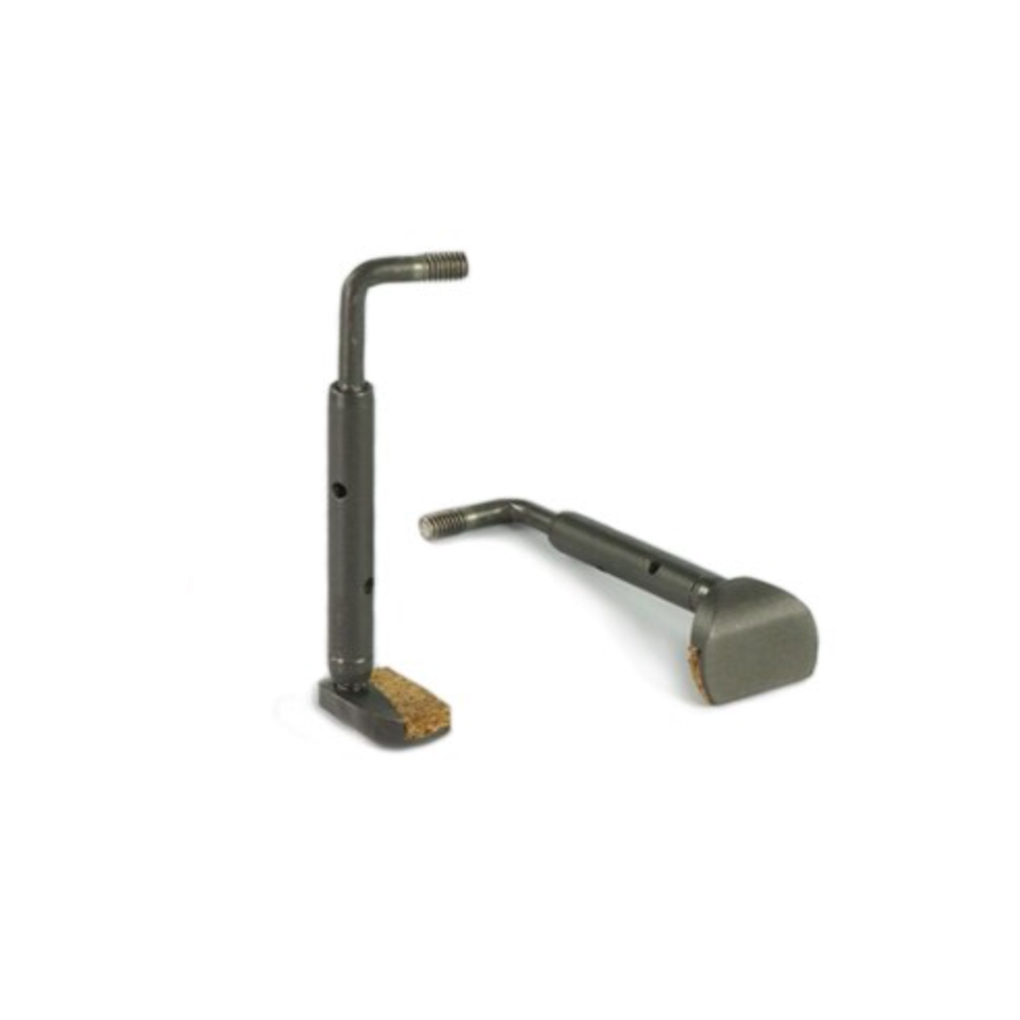 Titanium Hook Hardware Replacement for Chinrest - Universal Separated Leg Design