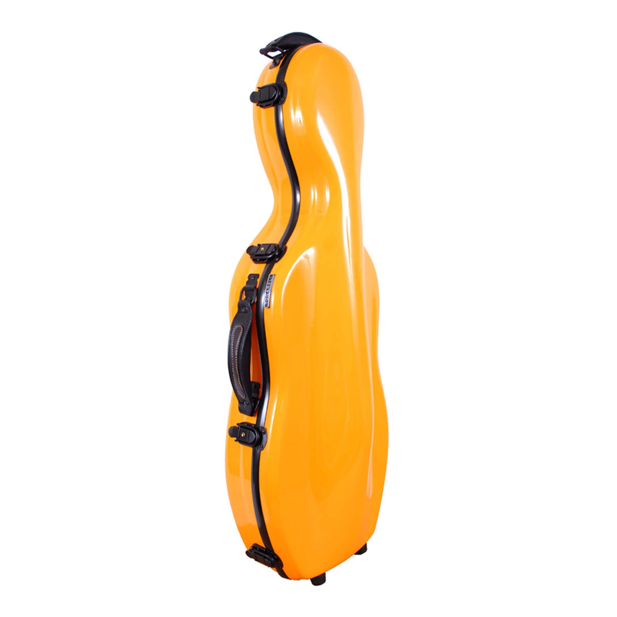 Tonareli Cello Shaped Fiberglass Viola Case