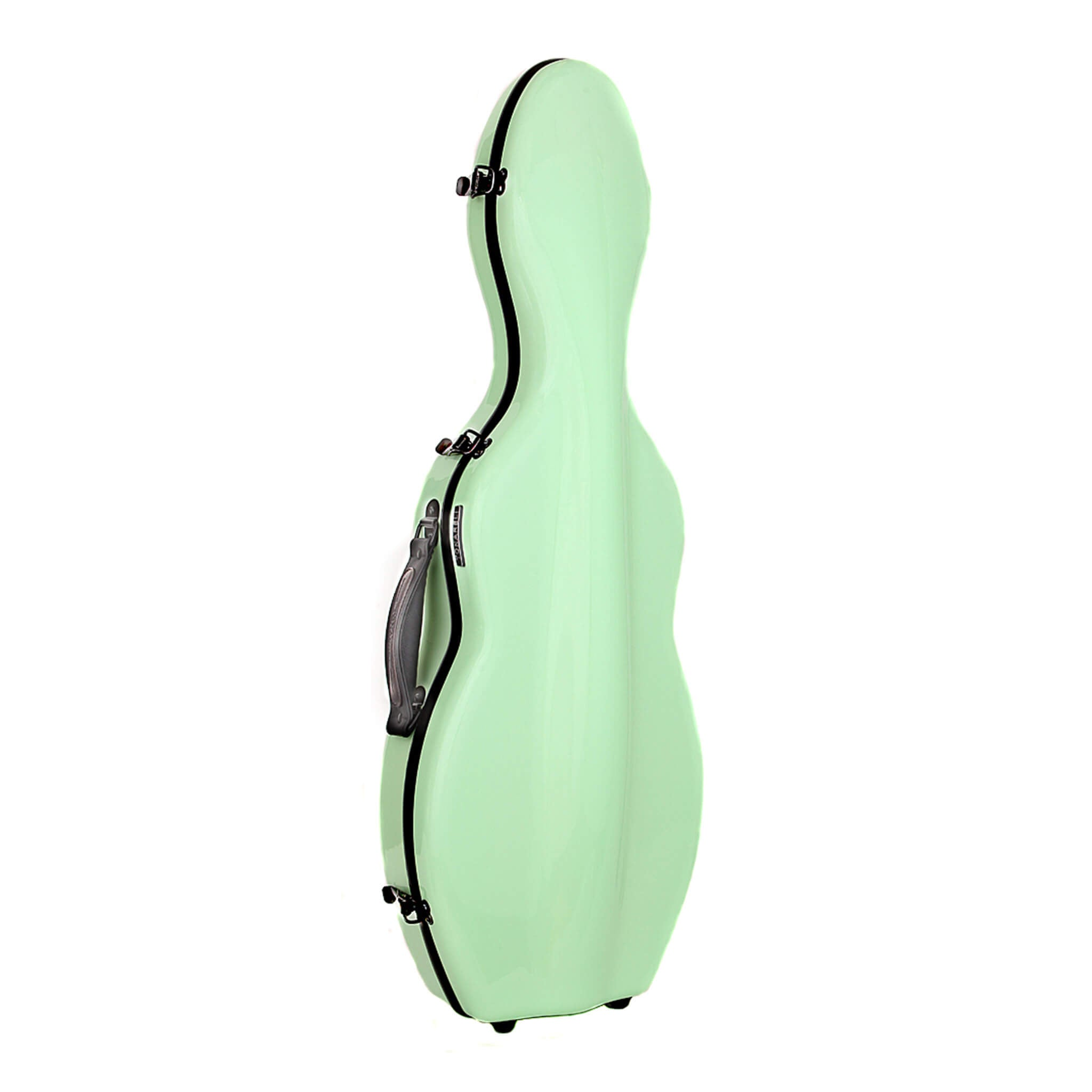 Tonareli Cello Shaped Fiberglass Violin Case