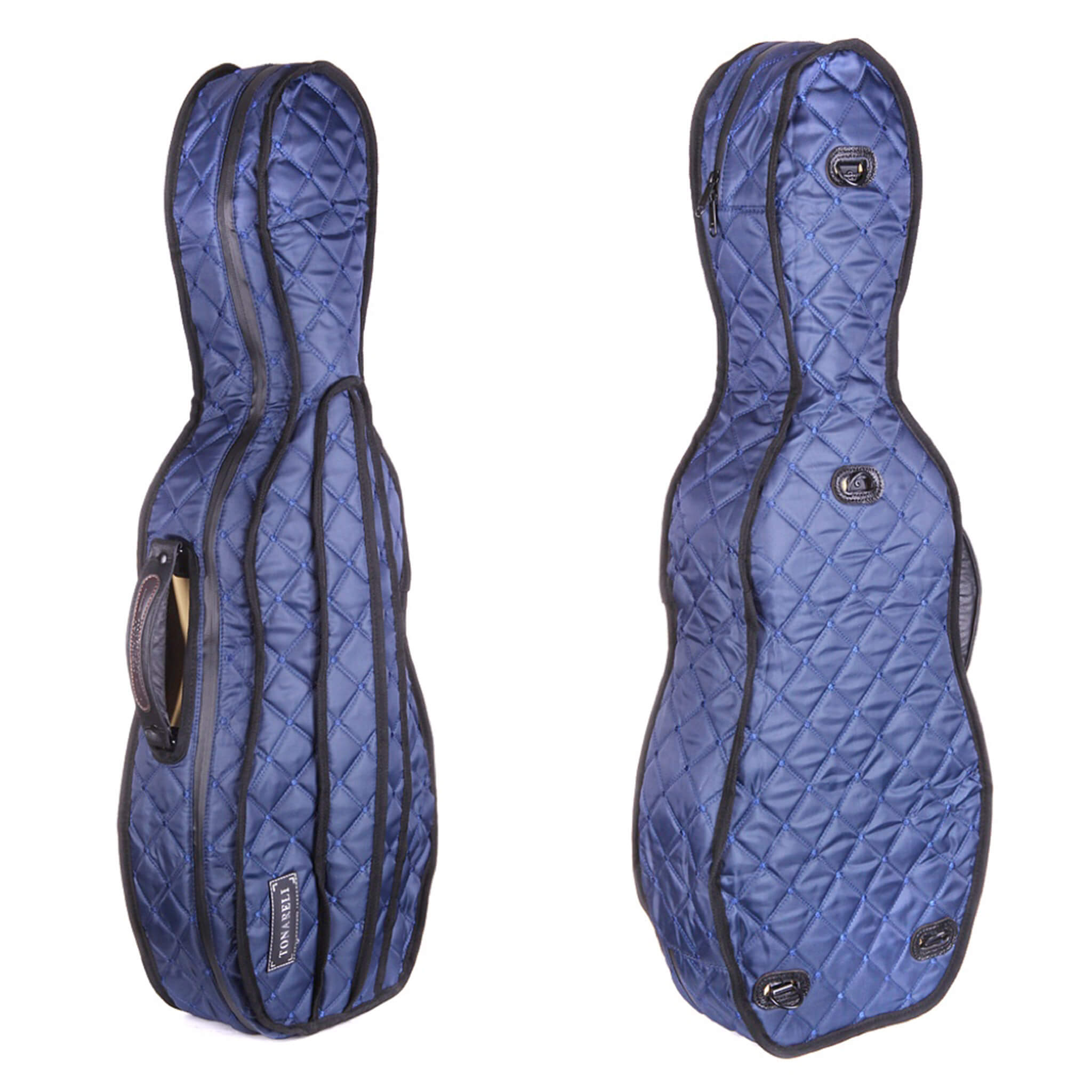 Tonareli Fiberglass Shaped Violin Case Cover