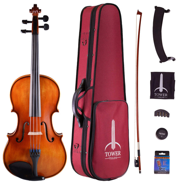 B-stock Tower Strings Entertainer Viola Outfit