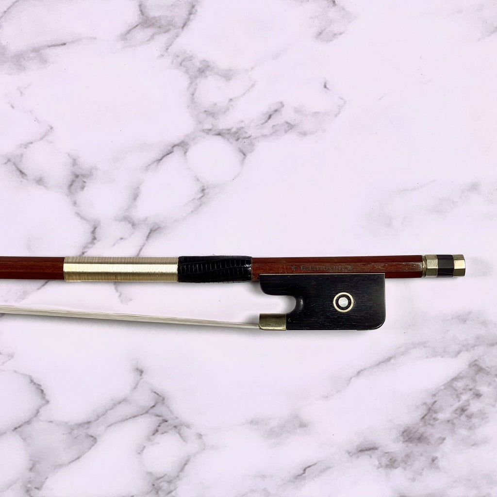Antique R.F. Hoyer Viola Bow 4/4 No. 139