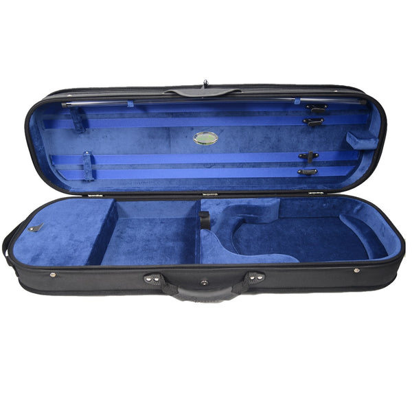 Clearance Jakob Winter Classic Oblong Greenline Violin Case