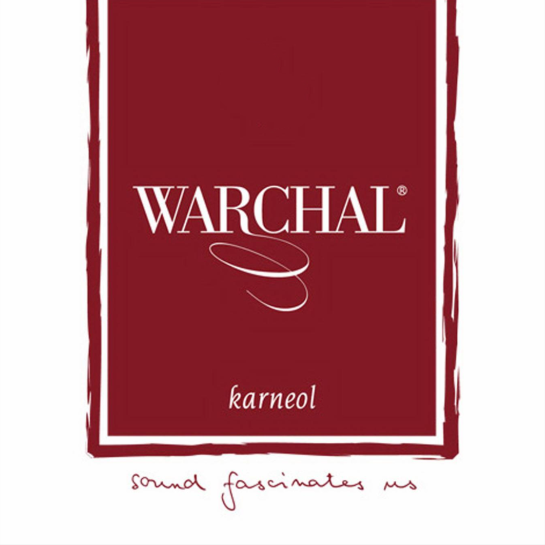 Warchal Karneol Violin String Set