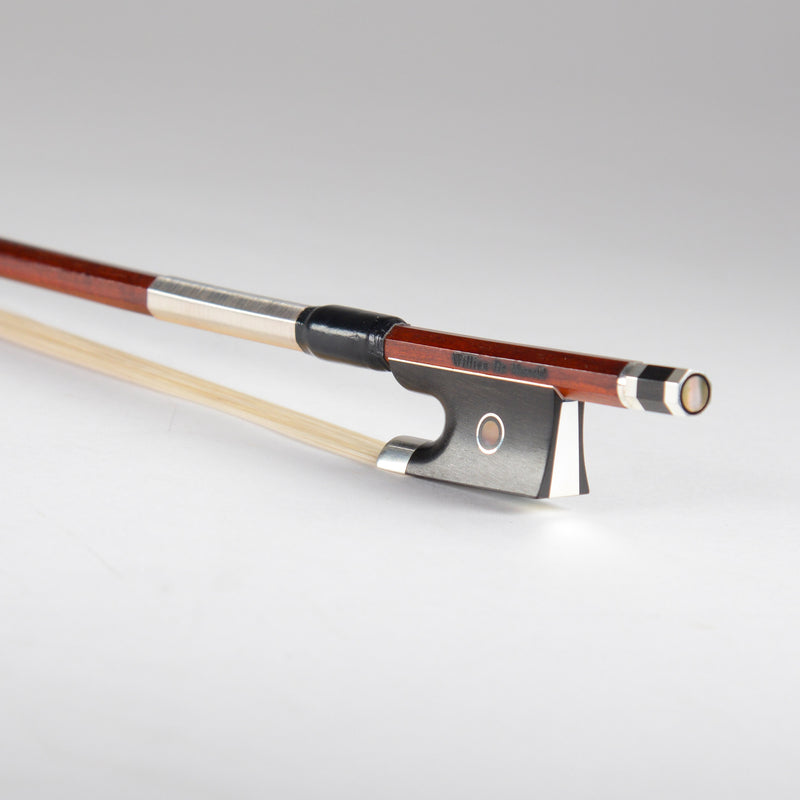Willian De Marchi Silver Violin Bow