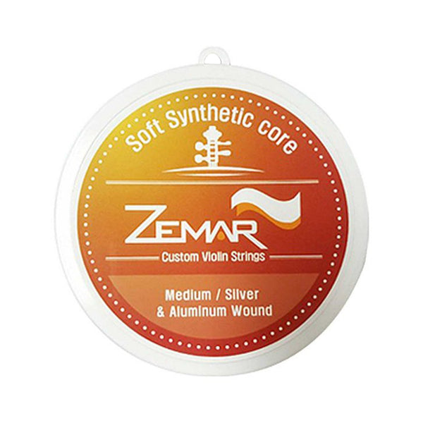Zemar Synthetic Core Violin String Set