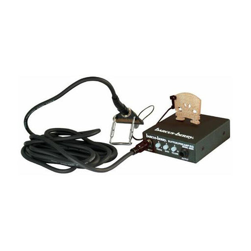 Barcus Berry Violin Pickup with Preamp 3110
