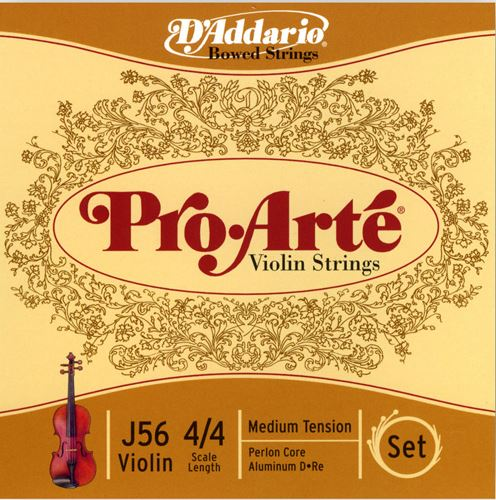 D'Addario Pro-Arte Violin Single A String