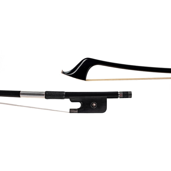 Fiddlerman Carbon Fiber 3/4 Double Bass Bow - French style