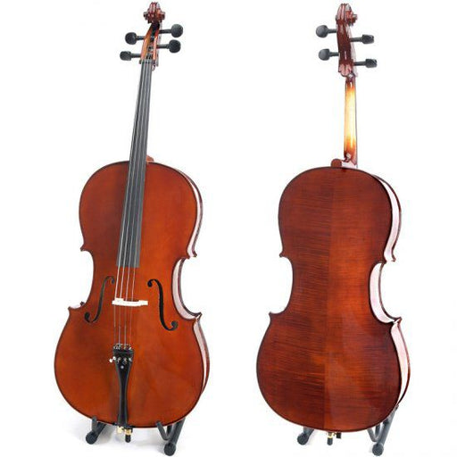 Cecilio German Type Ebony Cello CCO-500