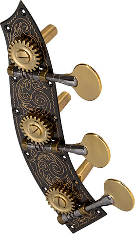 Double Bass Tuning Machines (Pegs)