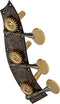 Bass Tuning Machines With Tyrolean Design - 4 String Model
