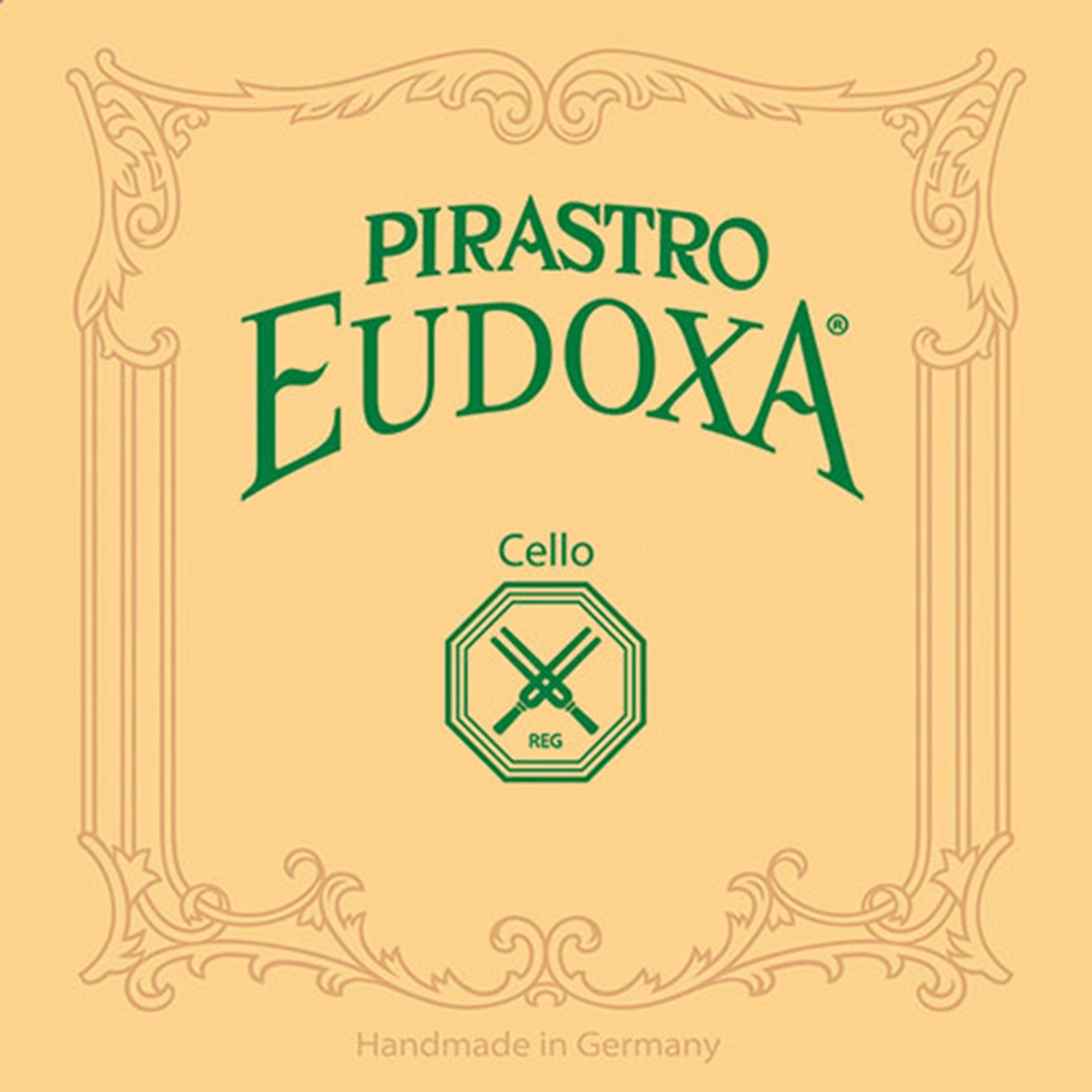 Eudoxa Cello A String Gut/Aluminum