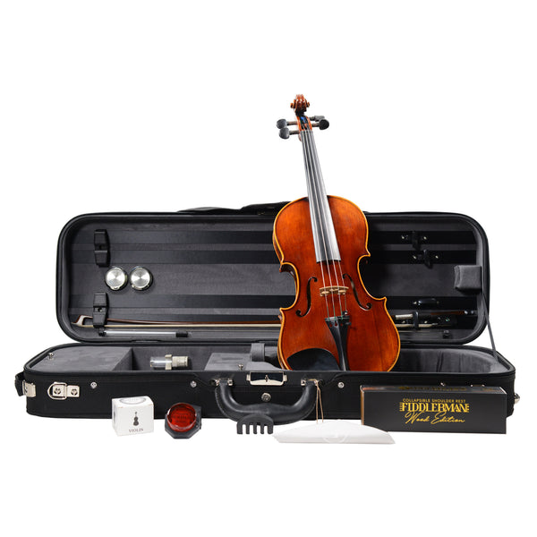 Fiddlerman Soloist Violin Outfit