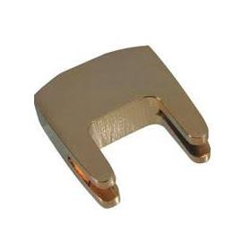 Gold-plated Cello Practice Mute