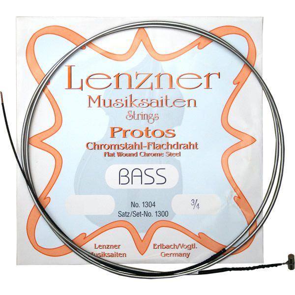 Lenzner Bass - A  Plain Gut