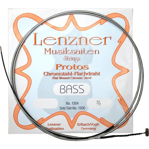 Double Bass Strings - Lenzner
