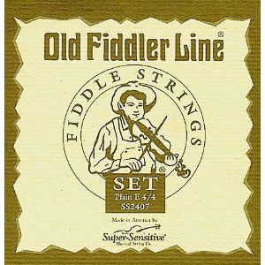 OLD FIDDLER - E** NICKEL FLATWOUND