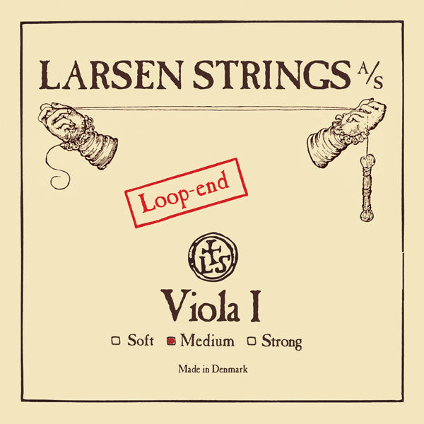 Larsen Viola String Set