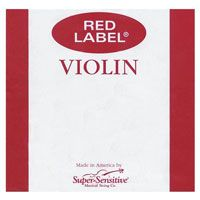 Red Label Violin - E**  (4/4) Nickel Flatwound