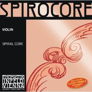 Spirocore Violin - Set (9