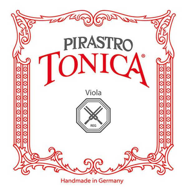 Tonica Viola G String Silver