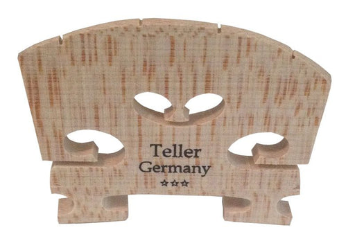 Teller Fitted Violin Bridge - VB10