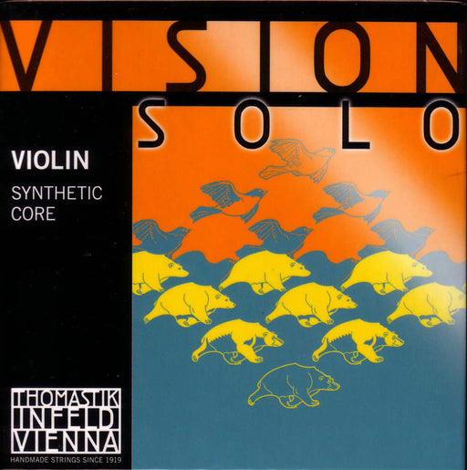 Vision Solo Violin - A  Synthetic Core