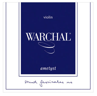Warchal Ametyst Violin String Set Ball