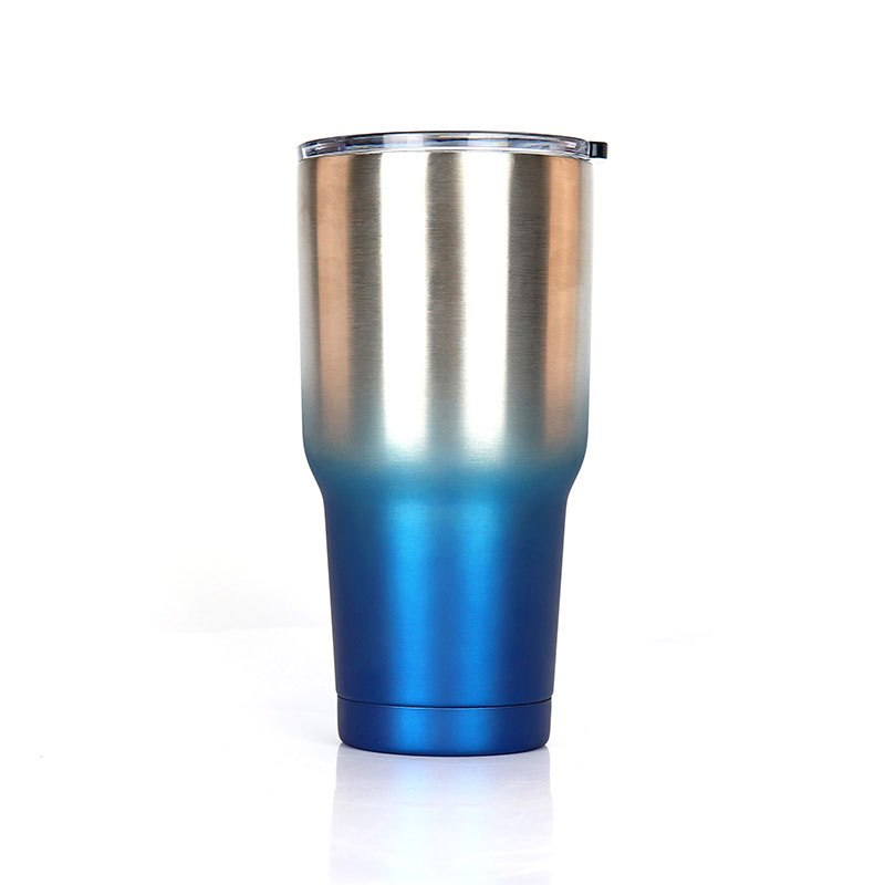 UPORS Tumbler 20 30 OZ Travel Mug Stainless Steel Double Wall Vacuum Coffee Cup Outdoor Ice Drink Beer Water Tea Coffee Mugs