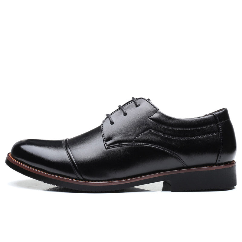 african-clothing-online,ROXDIA men dress shoes formal business work soft patent leather pointed toe for man male men's oxford flats RXM074 size 39-48,African Clothing Online,