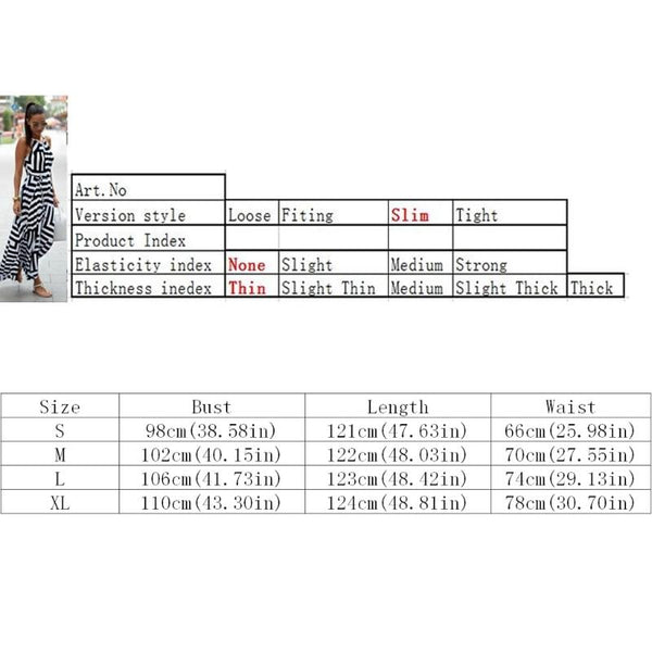 Women Sexy Summer Dress Boho Maxi Long Evening Party Dress Beach Dress Sundress - African Clothing Online