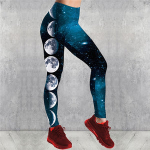 Hot Sale Women Leggings Push Up Elastic legging High Waist Fitness Leggings Female Sexy Pants Workout legins Fashion Leggins - African Clothing Online