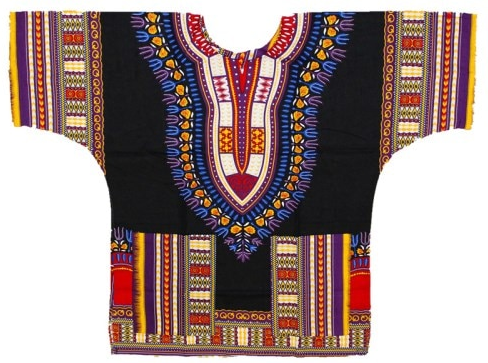 One-Sized T  Dashiki