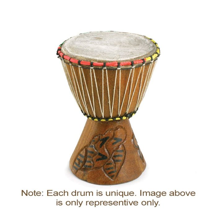 D'Jembe Drum: X-Small 6-8""