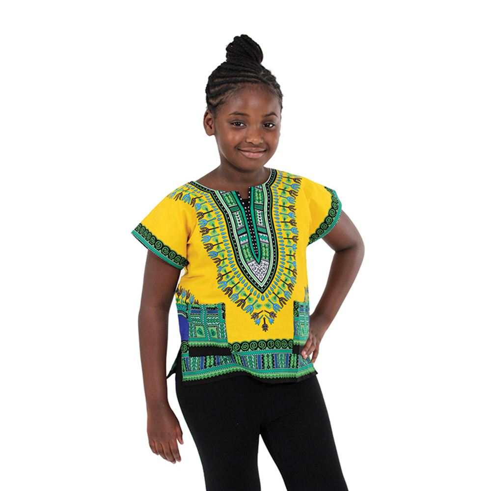 african-clothing-online,Children's Traditional Dashiki,African Clothing Online,Dashiki