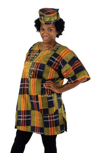Kente Dashiki - African Clothing Online