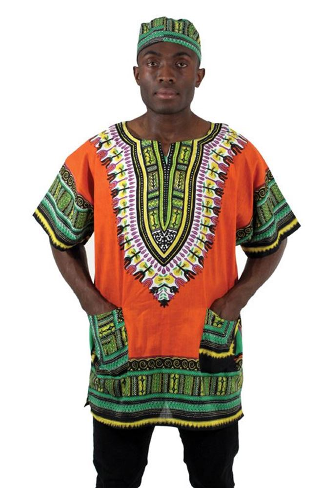 african-clothing-online,Traditional Print Dashiki,African Clothing Online,Dashiki