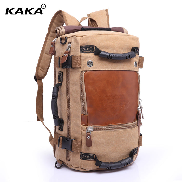 african-clothing-online,KAKA Brand Stylish Travel Large Capacity Backpack Male Luggage Shoulder Bag Versatile,African Clothing Online,backpack