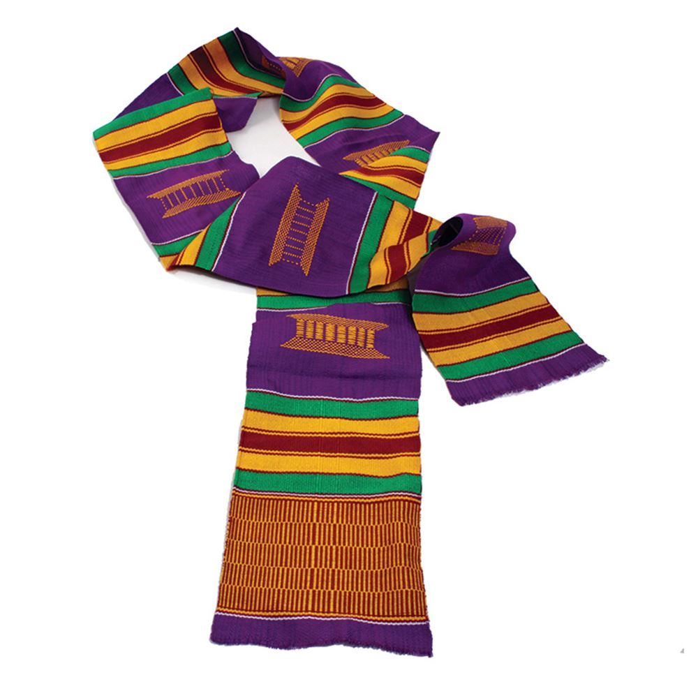 african-clothing-online,Kente Sash,African Clothing Online,scarves