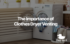 The Importance of Clothes Dryer Venting