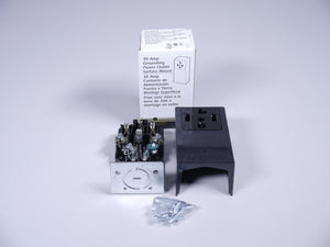 Dryer Surface 30 amp 4 Pole Receptacle