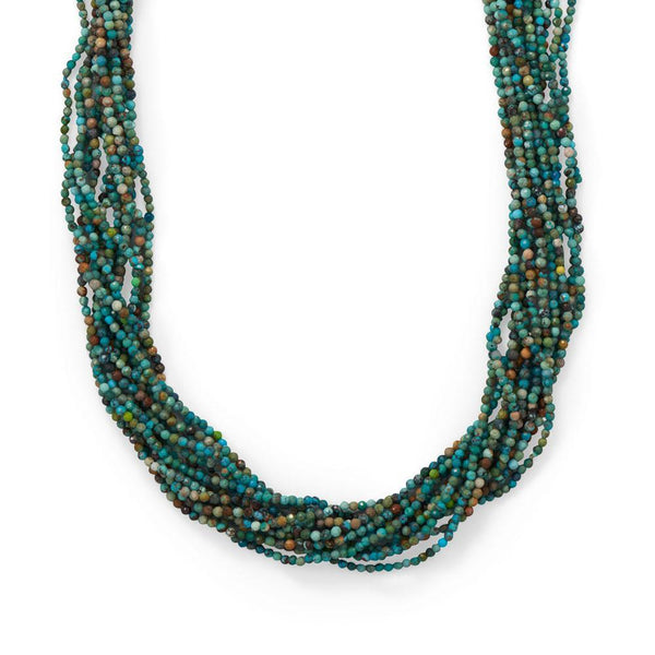 Natural Turquoise Necklace - deelytes-com