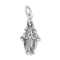 Virgin Mary Sterling Silver Charm - deelytes-com
