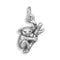 Koala in Tree Charm Sterling Silver - deelytes-com