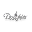 Daughter Charm Sterling Silver - deelytes-com