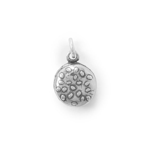 Double Cheeseburger Charm Sterling Silver - deelytes-com