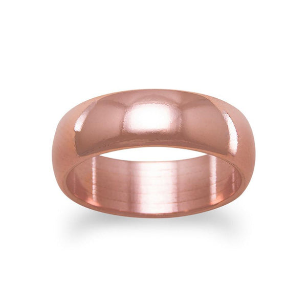Solid Copper Ring - deelytes-com